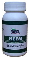 Neem is a blood purifier used to combat skin alergies, eczema, psoriasis.